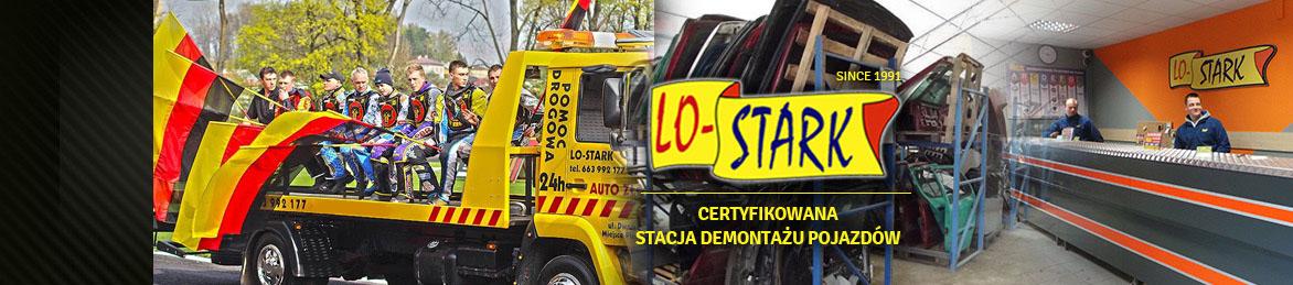 Lostark - stacja demontarzu pojazdów, części używane